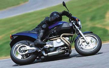 M2 1997-02 BUELL S1, M2, XB9R, XB12R, LIGHTNING, THUNDERBOLT, RACE