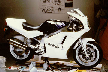 Suzuki Fairings, Seats, Fenders, Tails, Parts - AirTech
