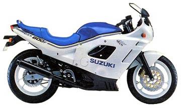 suzuki gsx 600 katana fairing gsx600 1988-97, fairings, tail, seat
