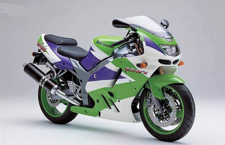 Baedivg F/ür Kawasaki ZX-9R ZX 9R ZX9R 1994 1995 1996 1997 Motorrad Windschutzscheibe Windschutzscheibe Double Bubble ZX 9R