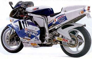 How Many Ways Are There To Skin A Suzuki Young Grasshopper Let Us Count The Using 91 92 GSXR 750 As Our Guinea Pig
