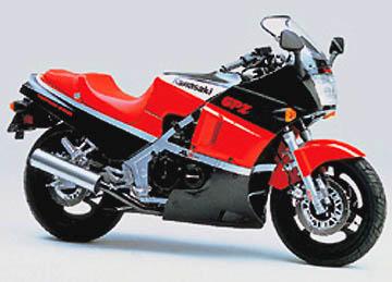 site réputé 16dd5 cff0c KAWASAKI ZX600 1985-87, ZX 600 ninja fairing, fairings, tail ...