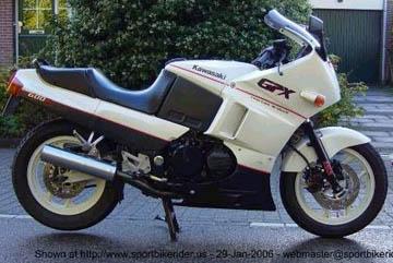 Royaume-Uni disponibilité 7f359 f6b44 KAWASAKI ZX600 1988-98, ZX 600 ninja fairing, fairings, tail ...