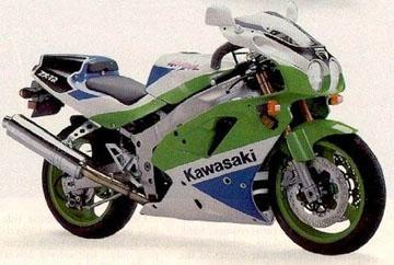 1991 kawasaki zx7 fairings