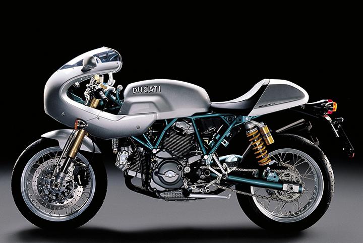Ducati Sport Classic Seat Cowl