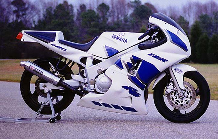 Yamaha fzr 600 yzf 1000 r1 conversion kit fairings for Yamaha fzr fairings