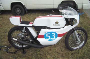 vwvortex - yamaha rd400 cafe racer parts?