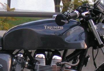 Triumph Bonneville Thruxton Full Fairings Cafe Racer Seats Fuel