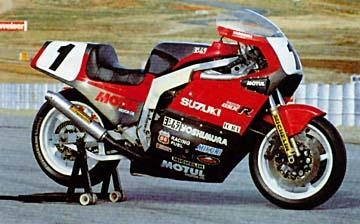 Suzuki Gsxr  Yoshimura Tornado Race Fuel Tank